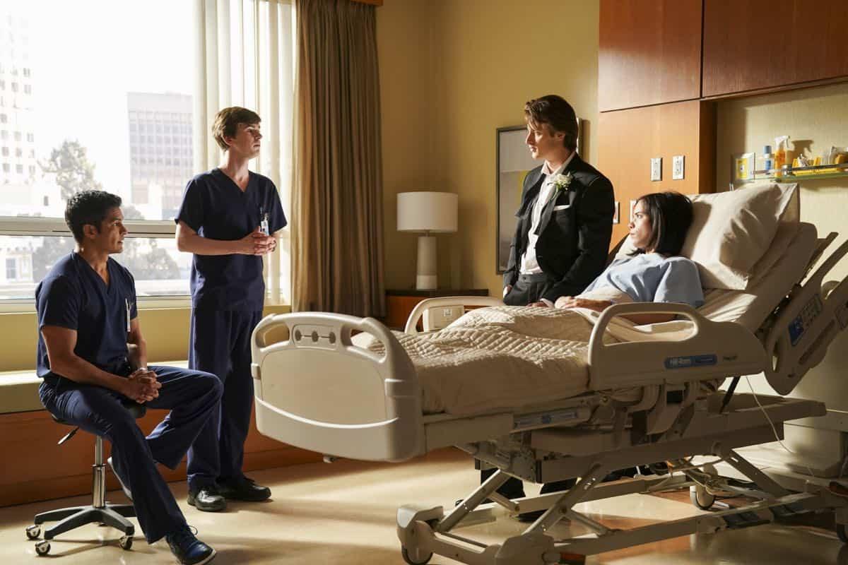 THE GOOD DOCTOR Season 3 Episode 1 Disaster 11