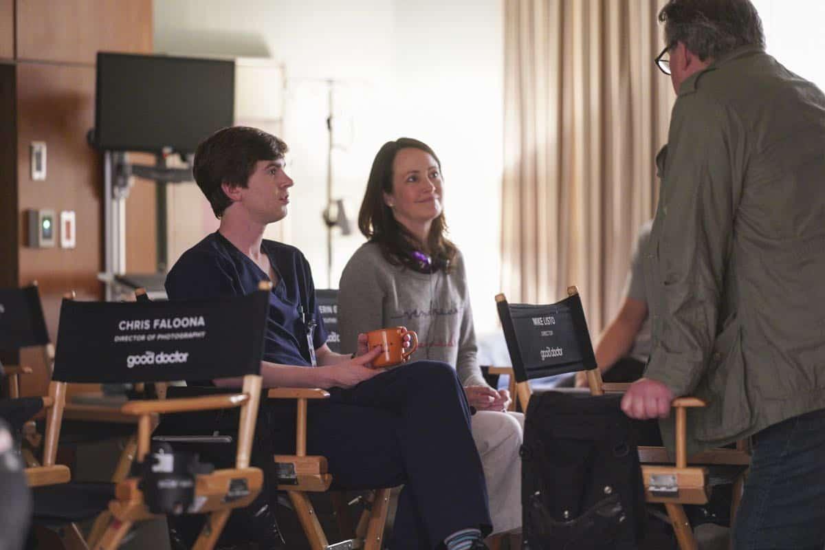 THE GOOD DOCTOR Season 3 Episode 1 Disaster 06