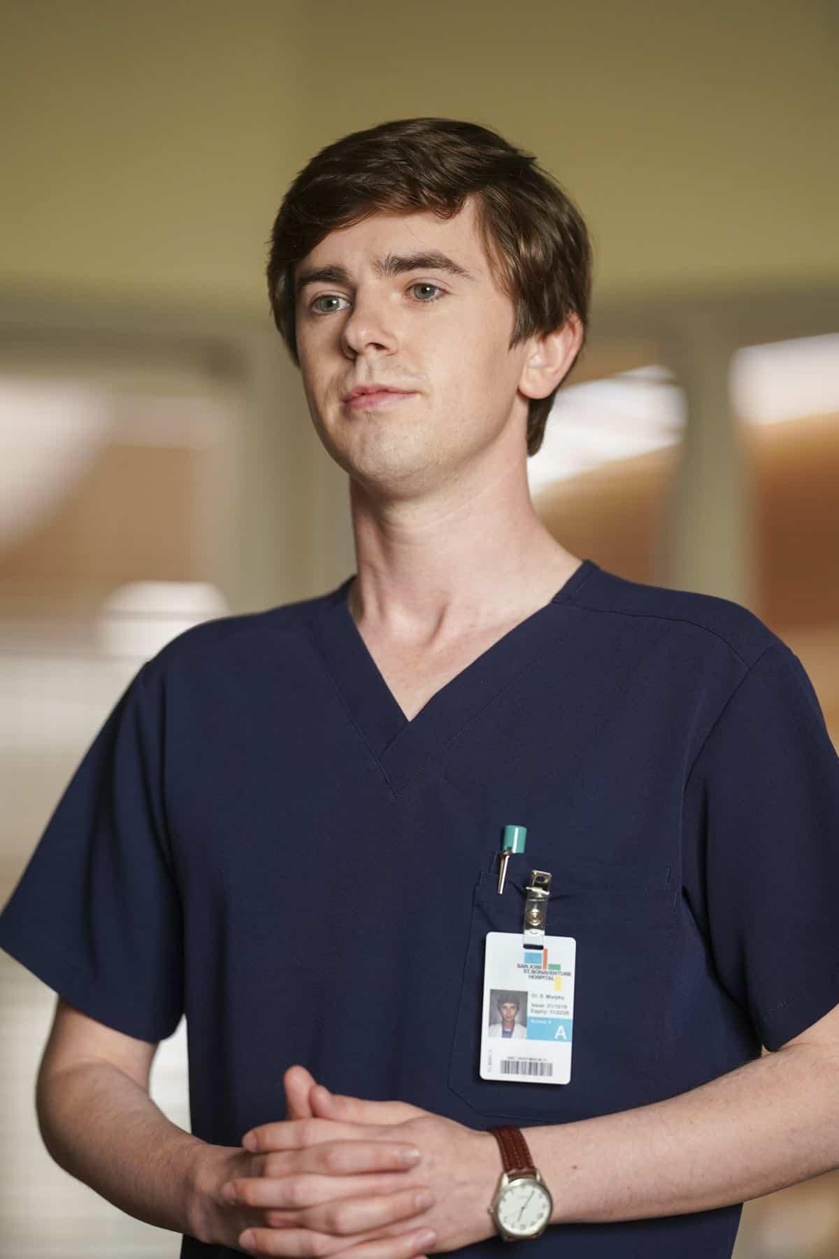 THE GOOD DOCTOR Season 3 Episode 1 Disaster 03