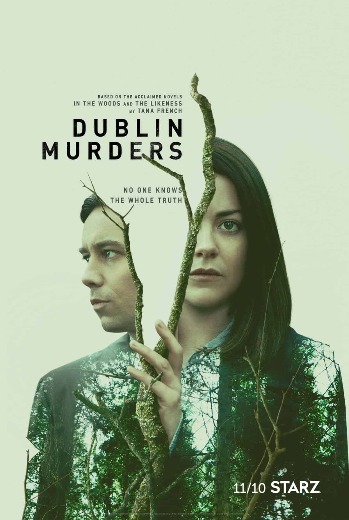 Dublin Murders Poster Key Art