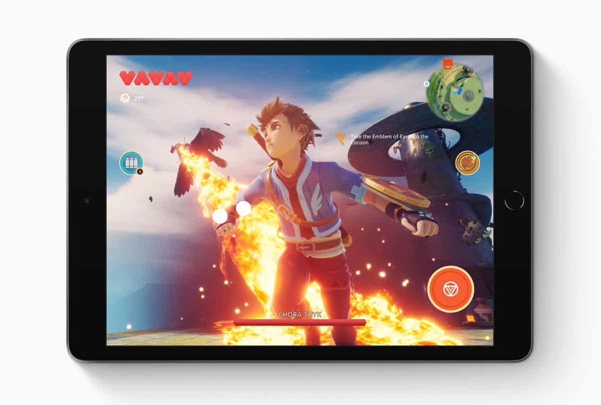 Apple New iPad 10 2 Inch Display 091019