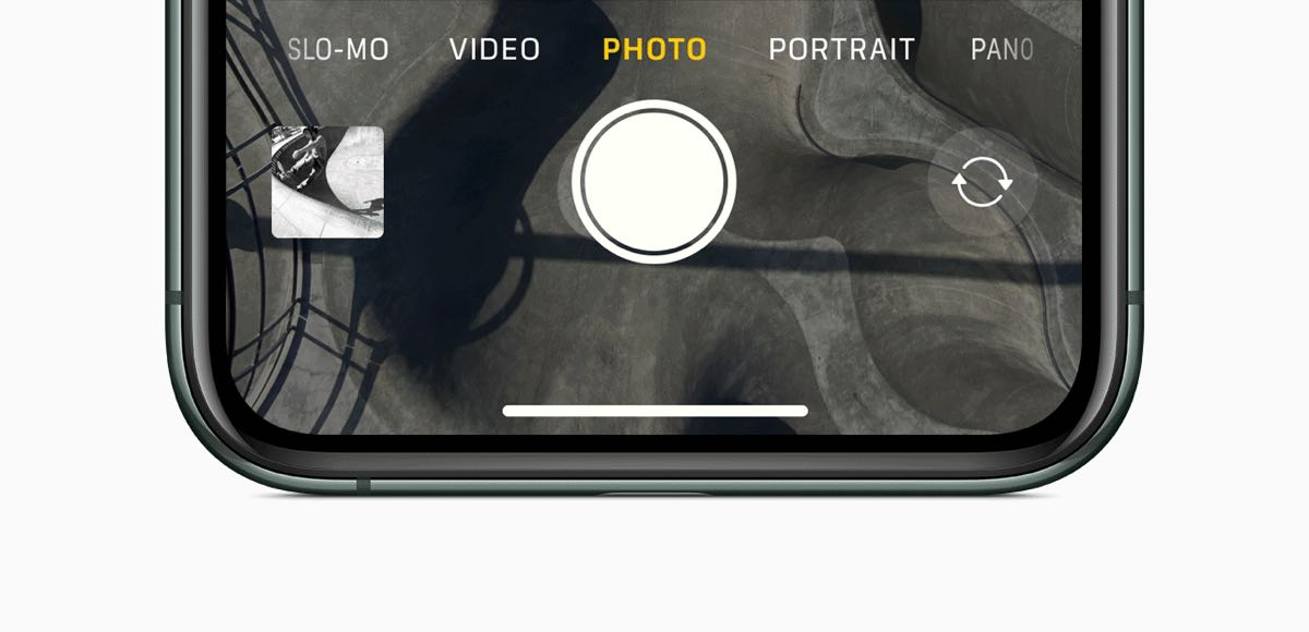 Apple iPhone 11 Pro QuickTake 091019