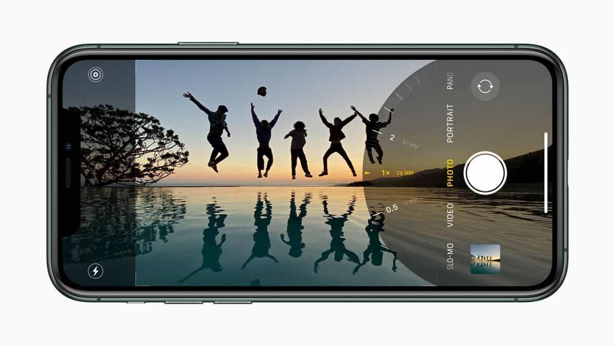 Apple iPhone 11 Pro Ultra Wide 091019