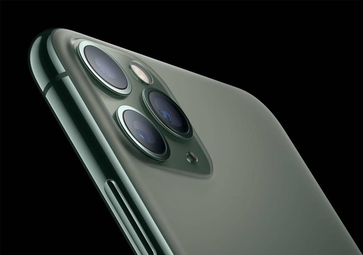 Apple iPhone 11 Pro Matte Glass Back 091019