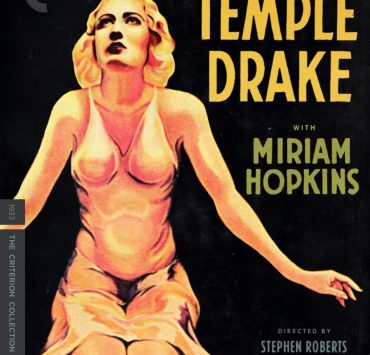 The Story Of Temple Drake Criterion Bluray Cover