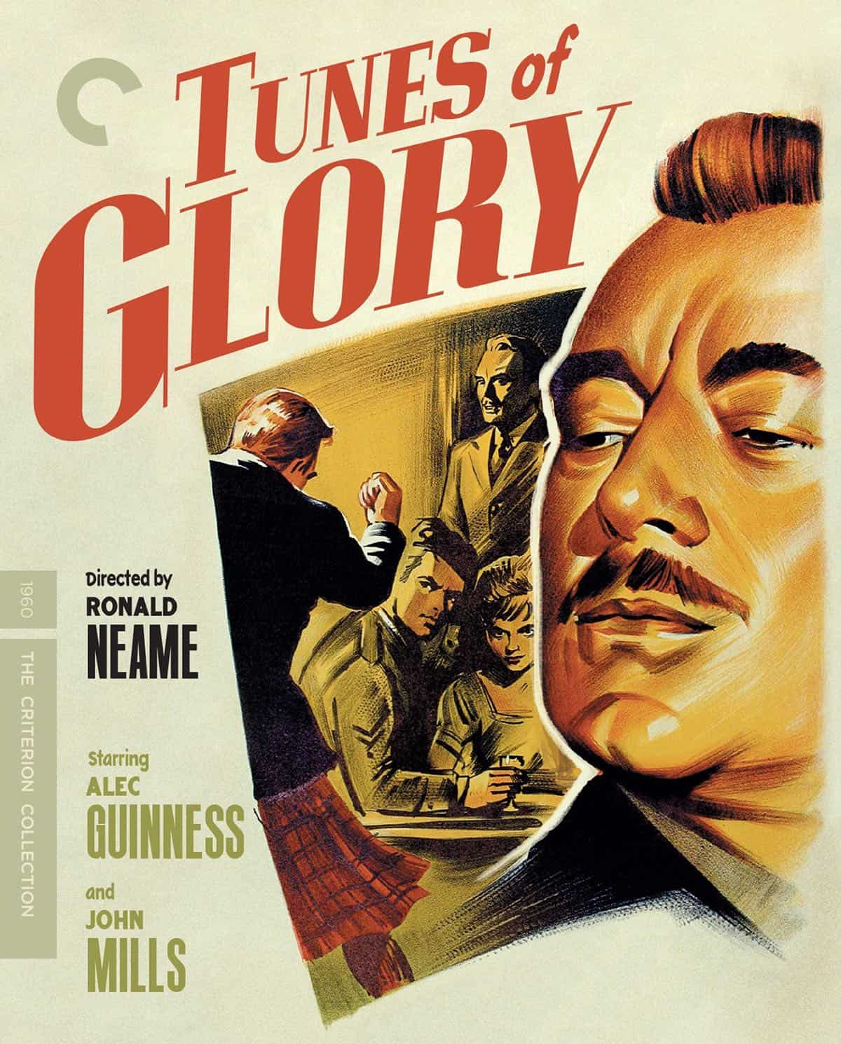 Tunes Of Glory Criterion Cover Bluray