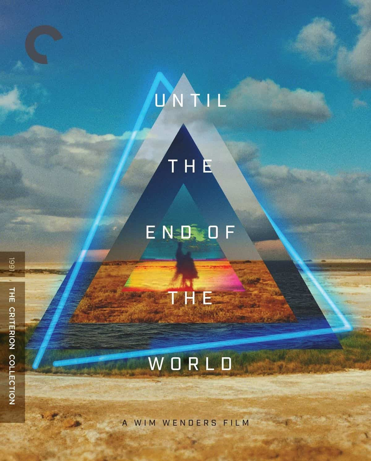 Until The End Of The World Criterion Bluray