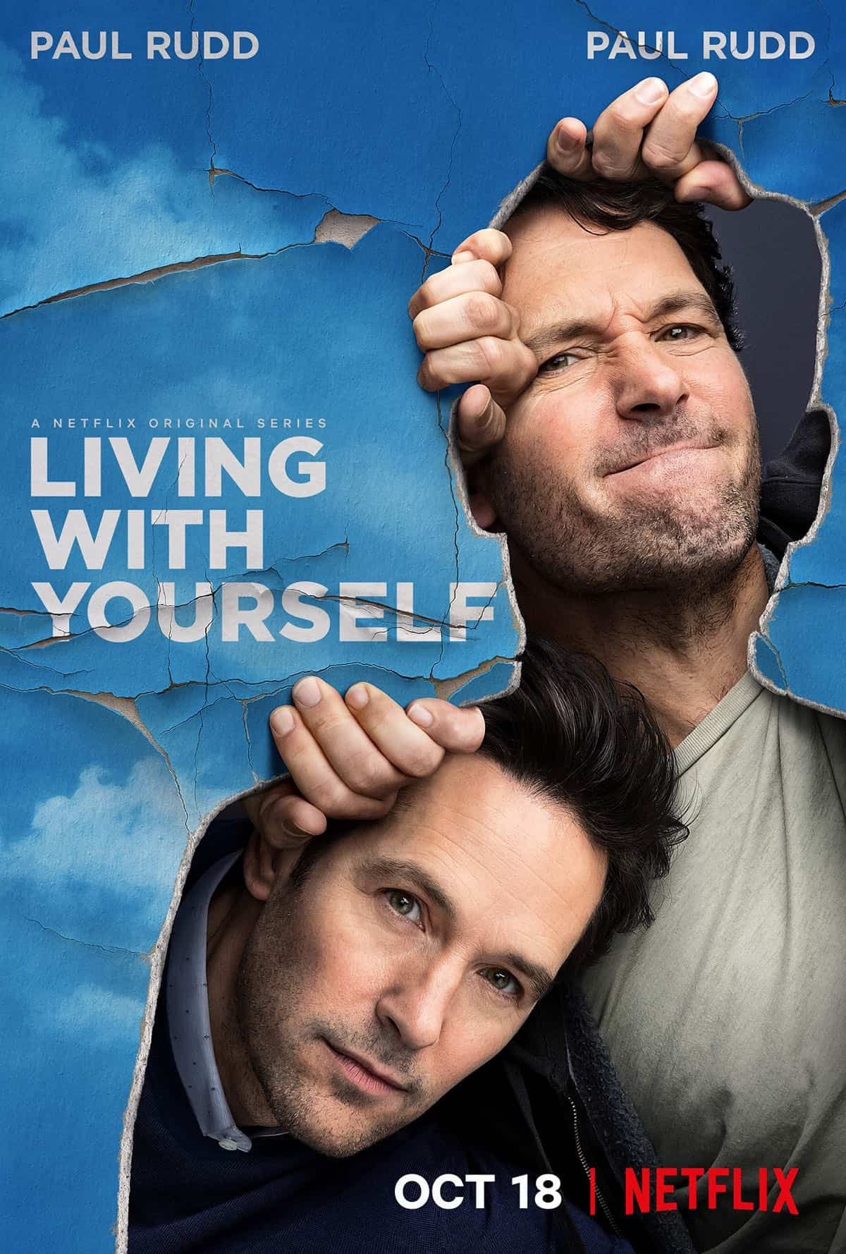 Live With Yourself Season 1 Poster