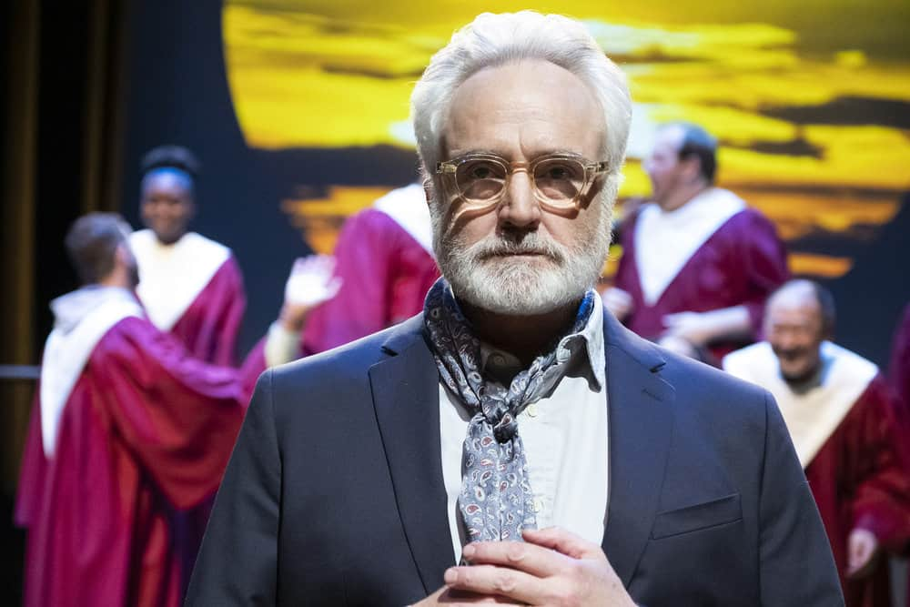 "PERFECT HARMONY -- ""Pilot"" Episode 101 -- Pictured: Bradley Whitford as Arthur -- (Photo by: Justin Lubin/NBC)"