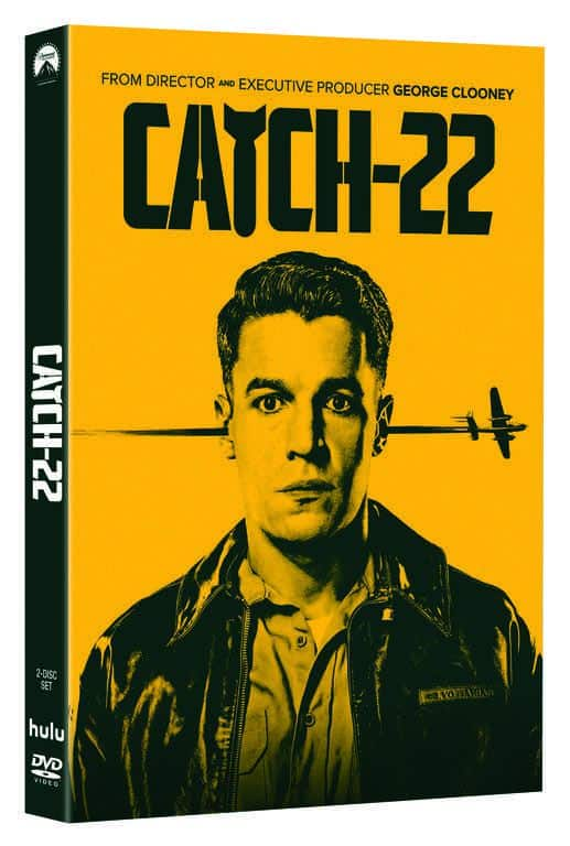 Catch 22 DVD Cover Hulu