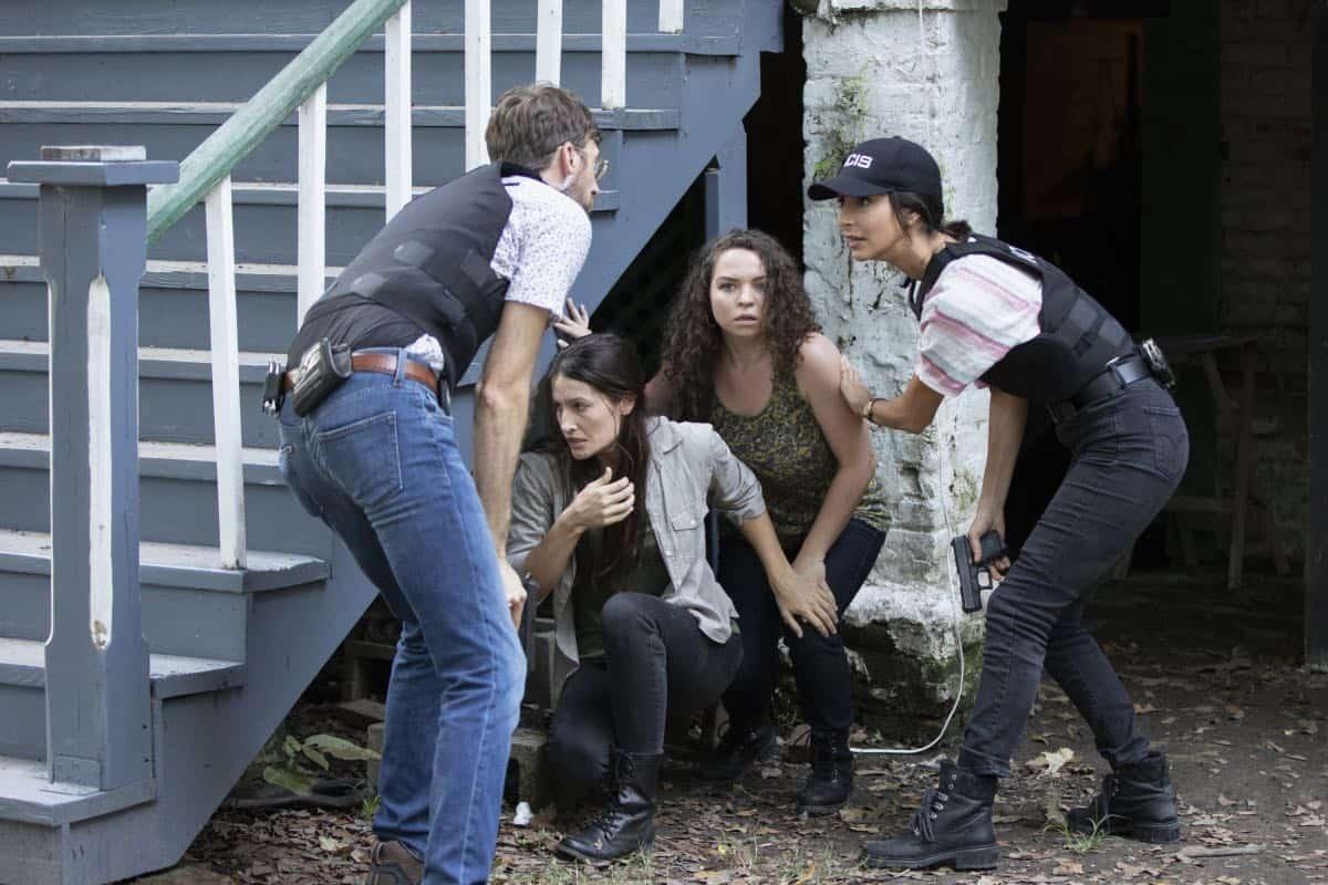 NCIS NEW ORLEANS Season 6 Episode 1 Judgement Call 5