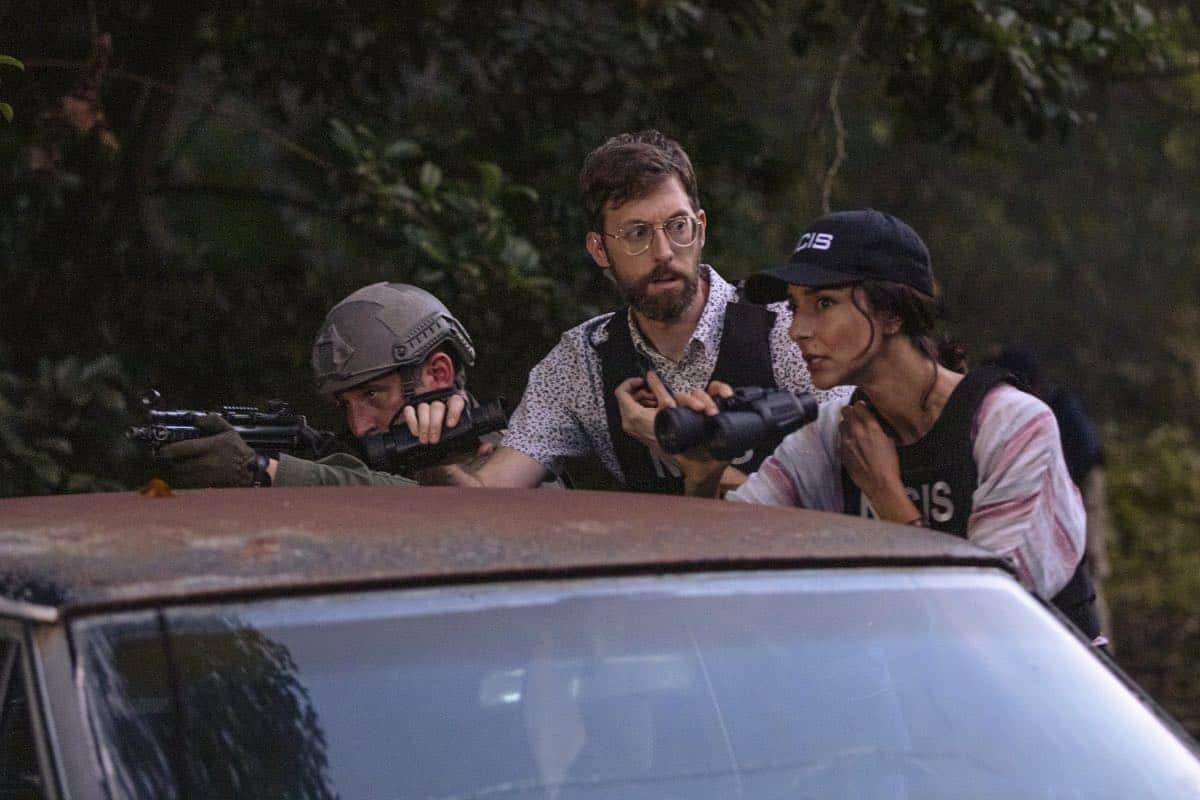 NCIS NEW ORLEANS Season 6 Episode 1 Judgement Call 6