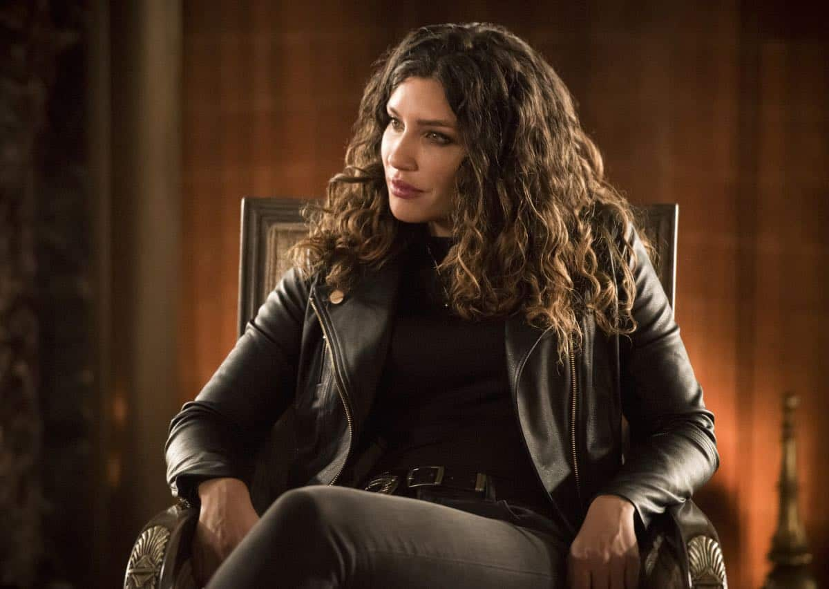 "Arrow -- ""Starling City"" -- Image Number: AR801a_0160b.jpg -- Pictured: Juliana Harkavy as Dinah Drake/Black Canary -- Photo: Dean Buscher/The CW -- © 2019 The CW Network, LLC. All Rights Reserved."
