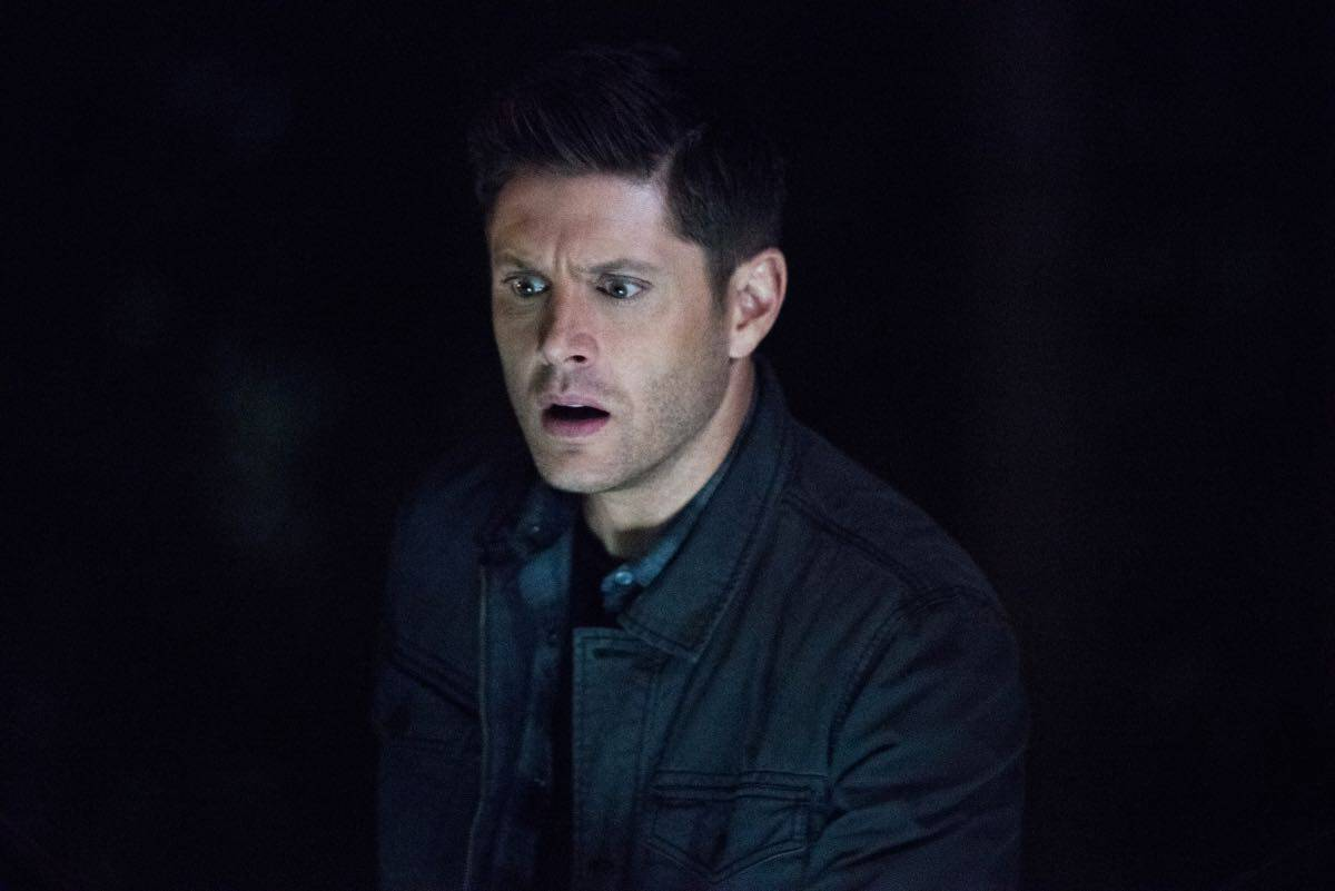 SUPERNATURAL Season 15 Episode 1 Back and to the Future 07
