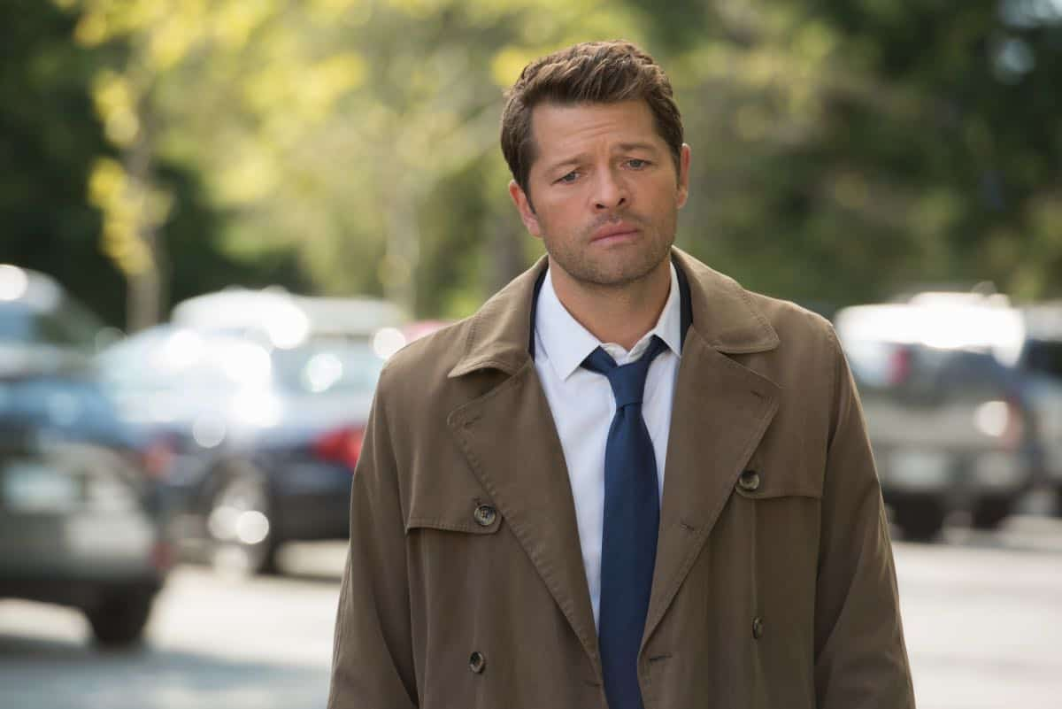 SUPERNATURAL Season 15 Episode 1 Back and to the Future 08