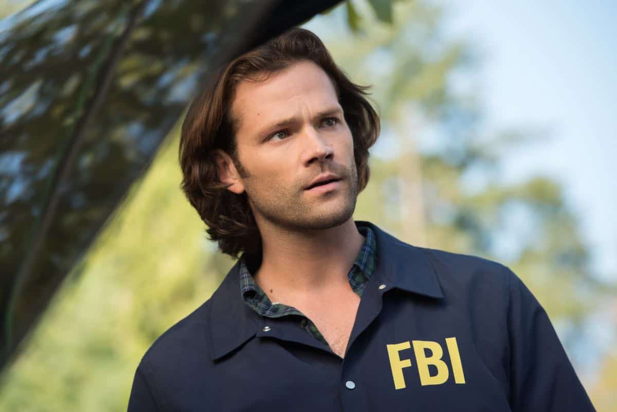 SUPERNATURAL Season 15 Episode 1 Back and to the Future 10