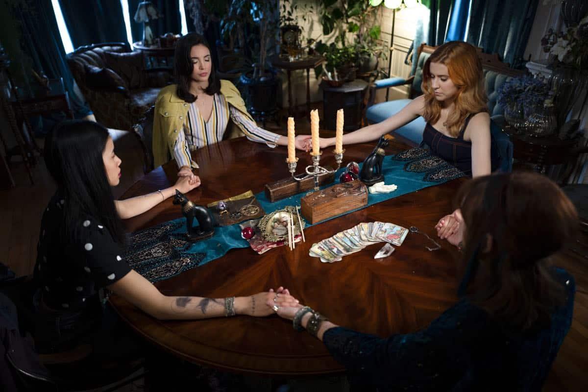 Nancy Drew Season 1 Episode 1 Pilot 14