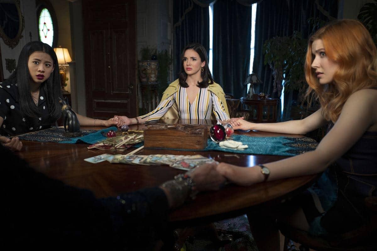 Nancy Drew Season 1 Episode 1 Pilot 16