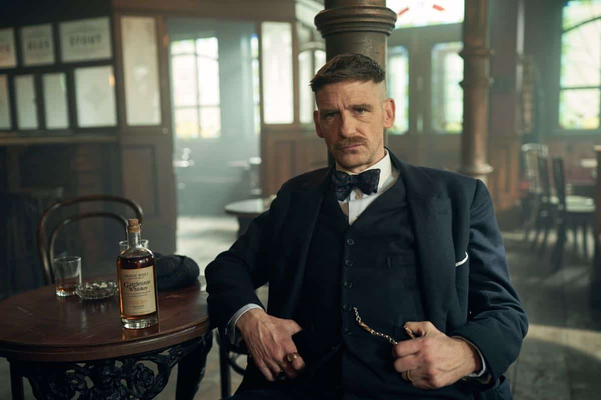 Paul Anderson (Arthur Shelby) in Peaky Blinders | Series 5 (BBC One) | Episode 01
