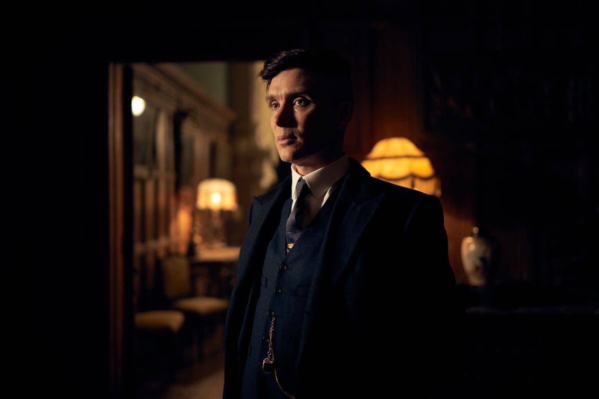 Cillian Murphy (Tommy Shelby) in Peaky Blinders | Series 5 (BBC One) | Episode 03