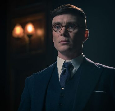 Cillian Murphy (Tommy Shelby) in Peaky Blinders   Series 5 (BBC One)   Episode 04