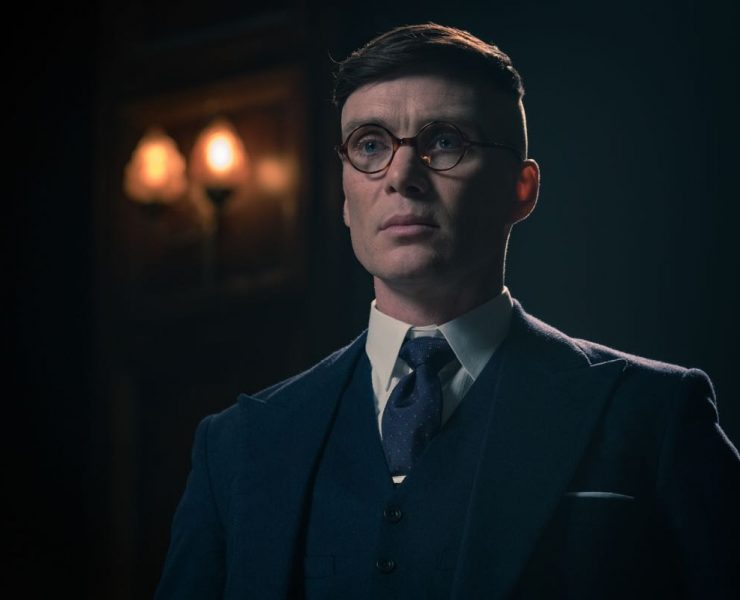 Cillian Murphy (Tommy Shelby) in Peaky Blinders | Series 5 (BBC One) | Episode 04
