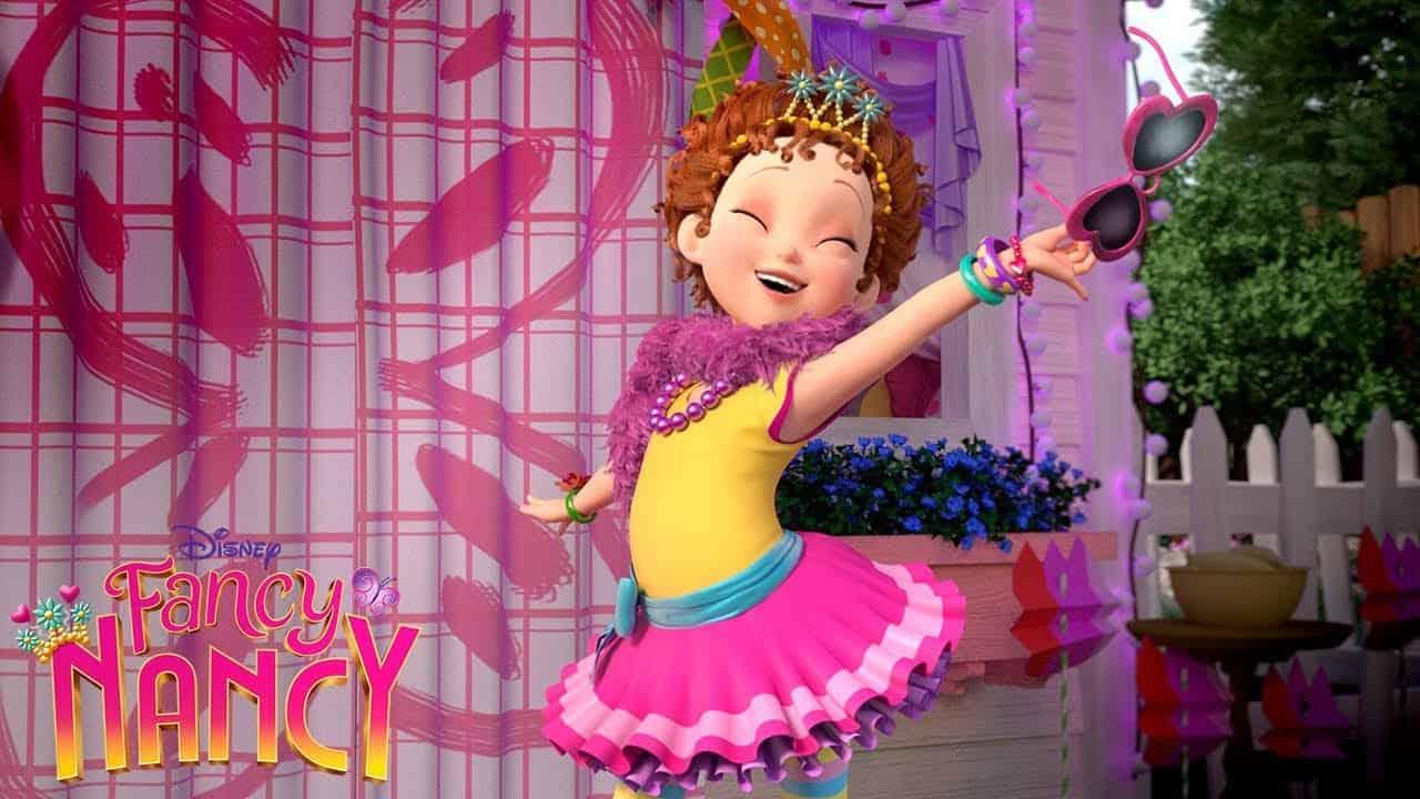 Fancy Nancy Disney Junior