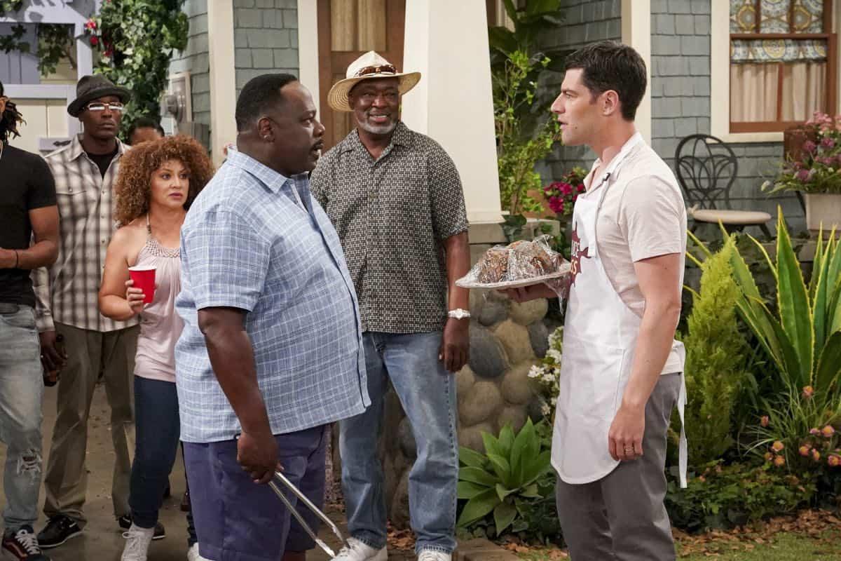 The Neighborhood Season 2 Welcome to the Re-Rack