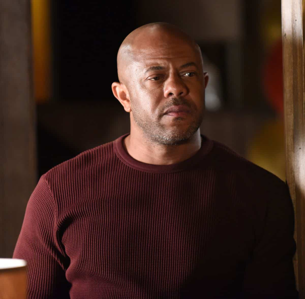 "9-1-1: Rockmond Dunbar in the ""Kids Today"" season premiere episode of 9-1-1 airing Monday, Sep. 23 (8:00-9:00 PM ET/PT) on FOX. © 2019 FOX MEDIA LLC. CR: Jack Zeman / FOX."