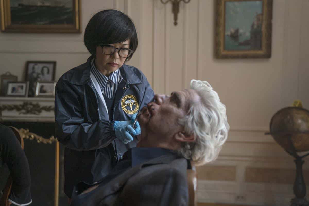 "PRODIGAL SON: Keiko Agena (L) in the ""Annihilator"" episode of PRODIGAL SON airing Monday, Sept. 30 (9:00-10:00 PM ET/PT) on FOX. © 2019 FOX MEDIA LLC. Cr: Peter Kramer/ FOX."