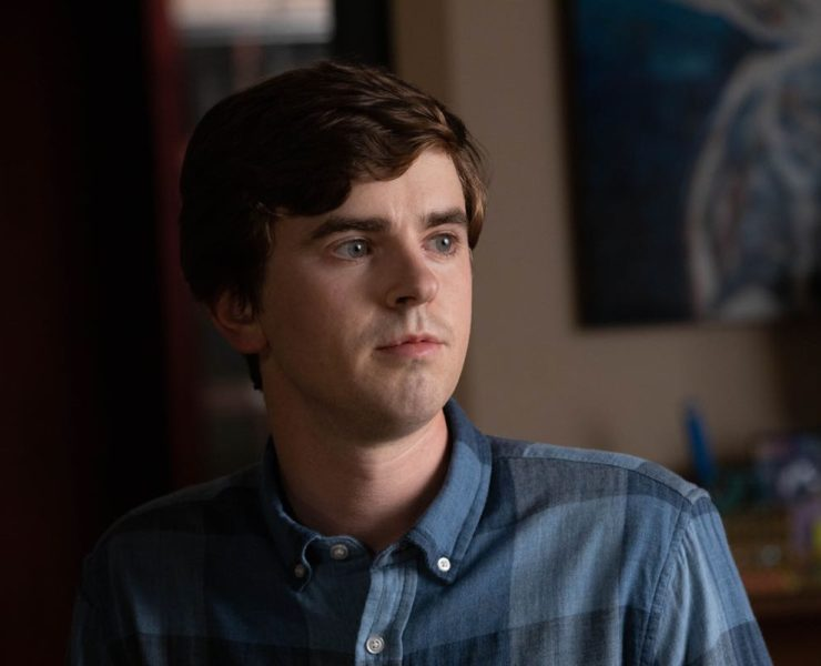 The Good Doctor Season 3 Episode 2 Debts FREDDIE HIGHMORE