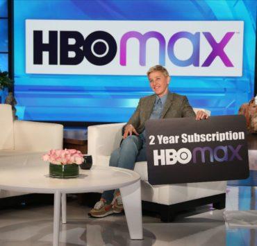 Ellen DeGeneres HBO Max