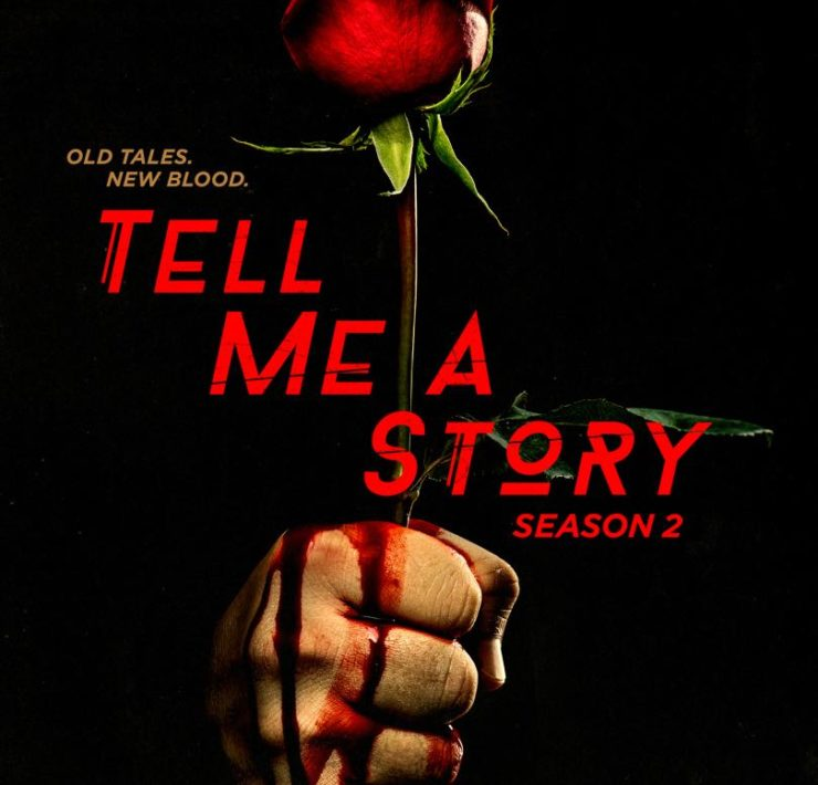 Tell Me A Story Season 2 Poster Key Art