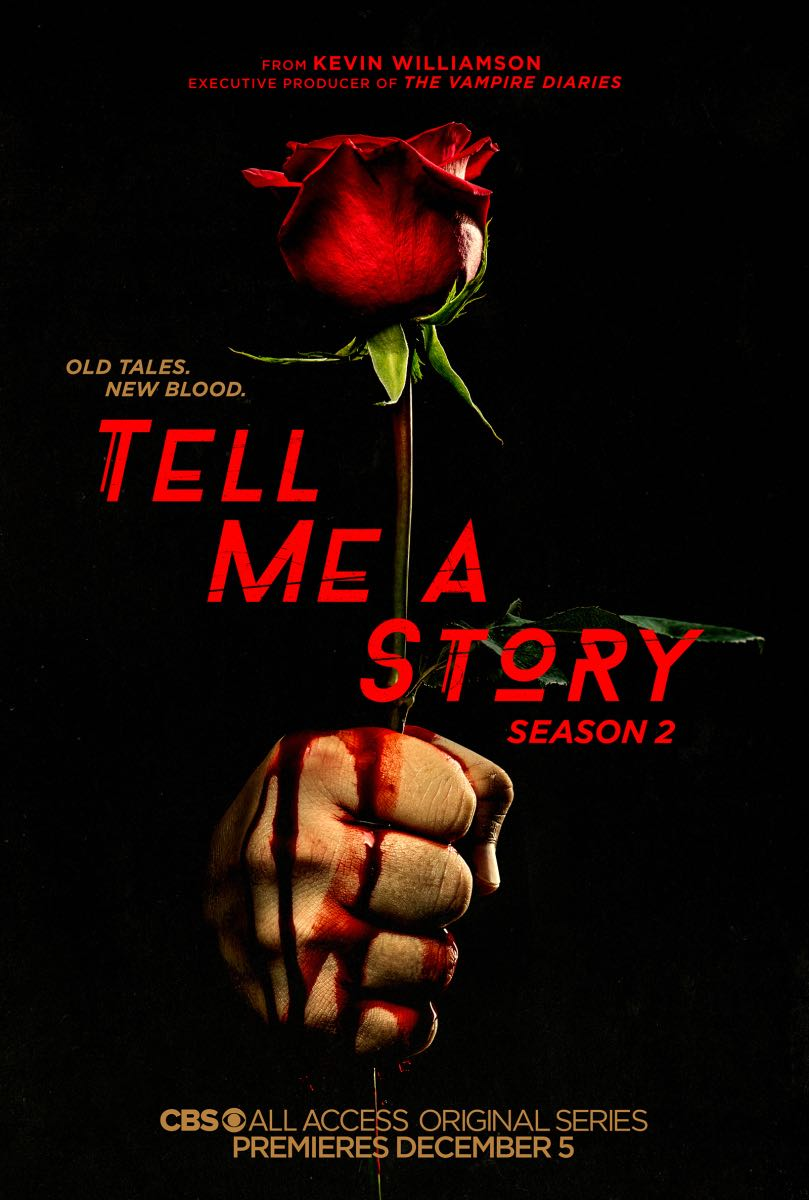 Tell Me A Story Season 2 Poster Key Art