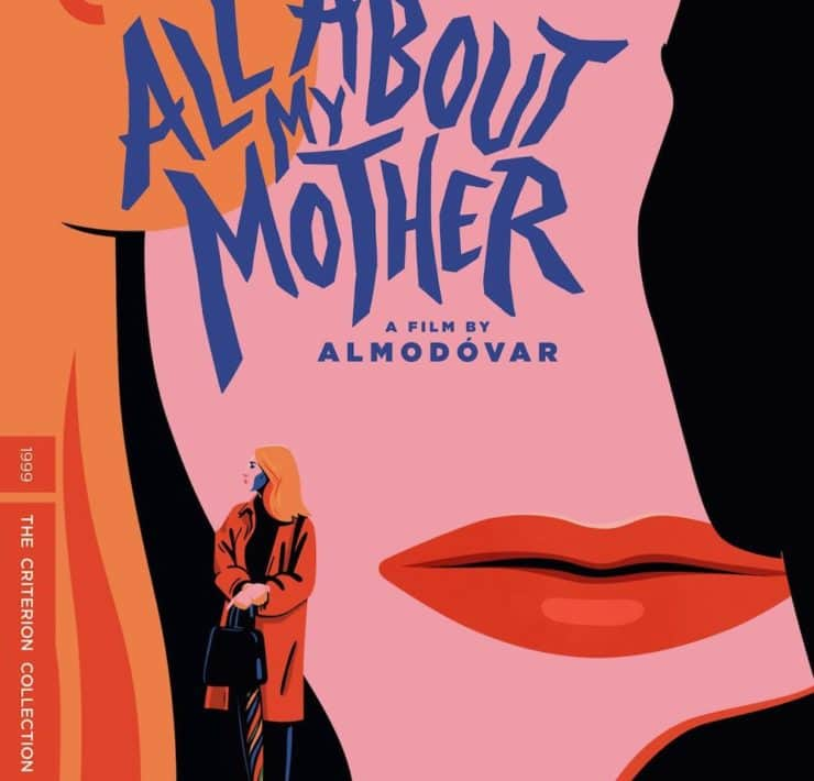 ALL ABOUT MY MOTHER BLURAY THE CRITERION COLLECTION