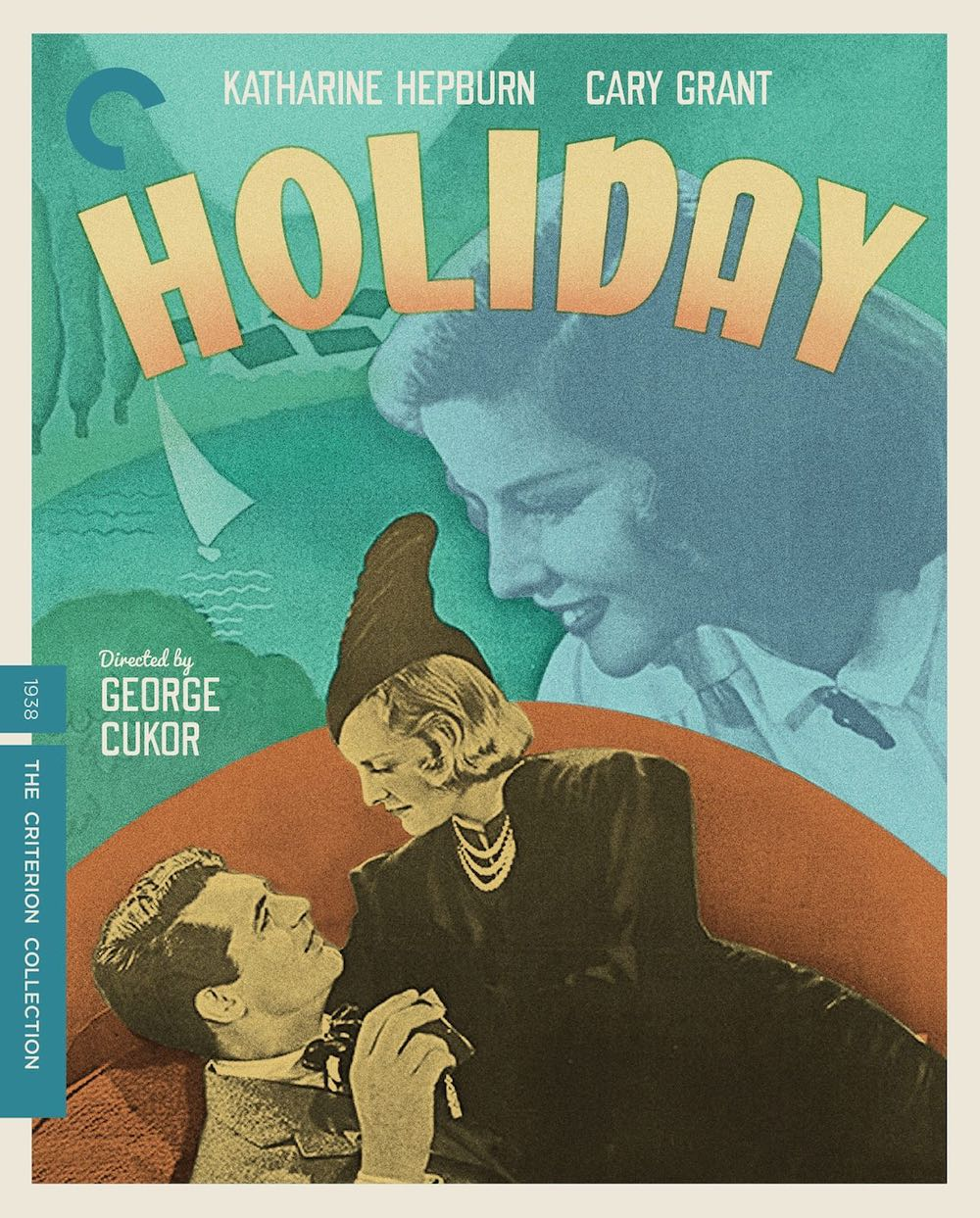 Holliday Blu-ray Cover The Criterion Collection