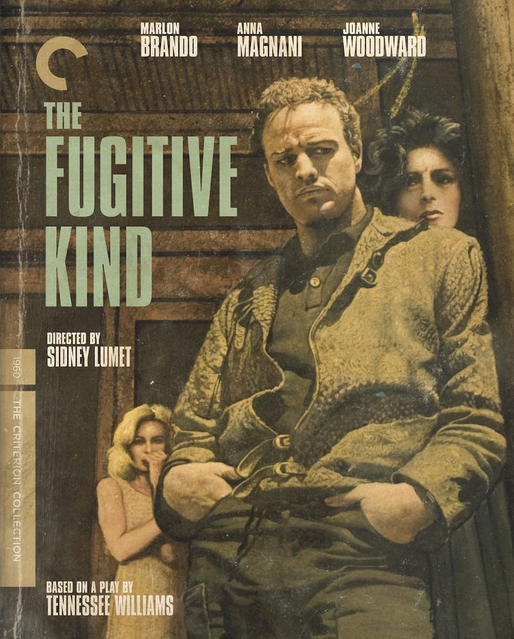 THE FUGITIVE KIND CRITERION BLURAY