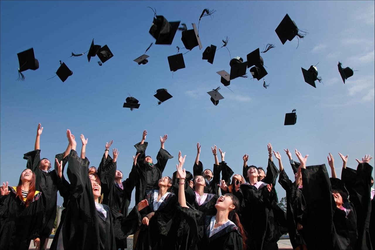 accomplishment ceremony education graduation 267885