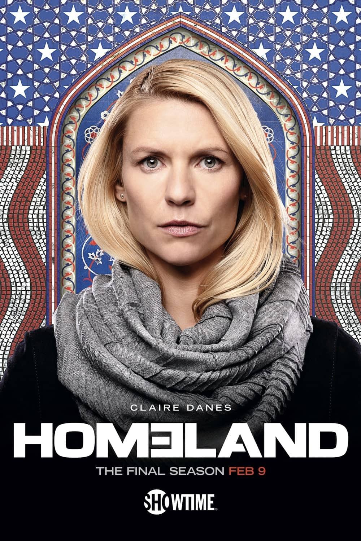 Homeland Season 8 Poster