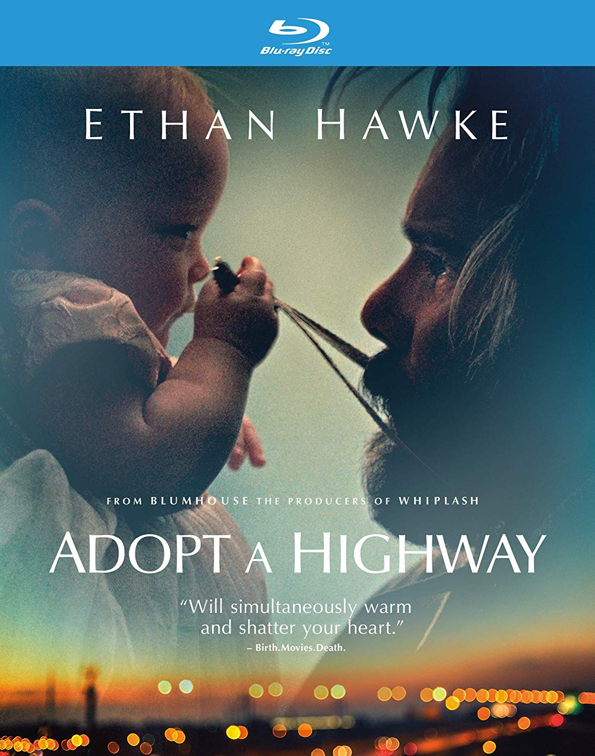 Adopt A Highway Bluray Cover
