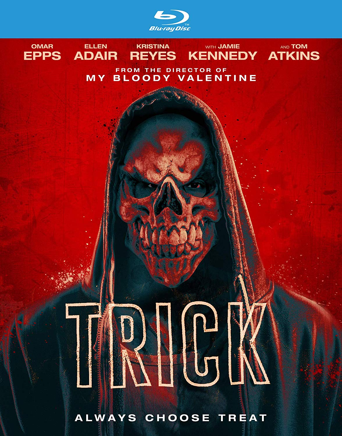 Trick Bluray Cover