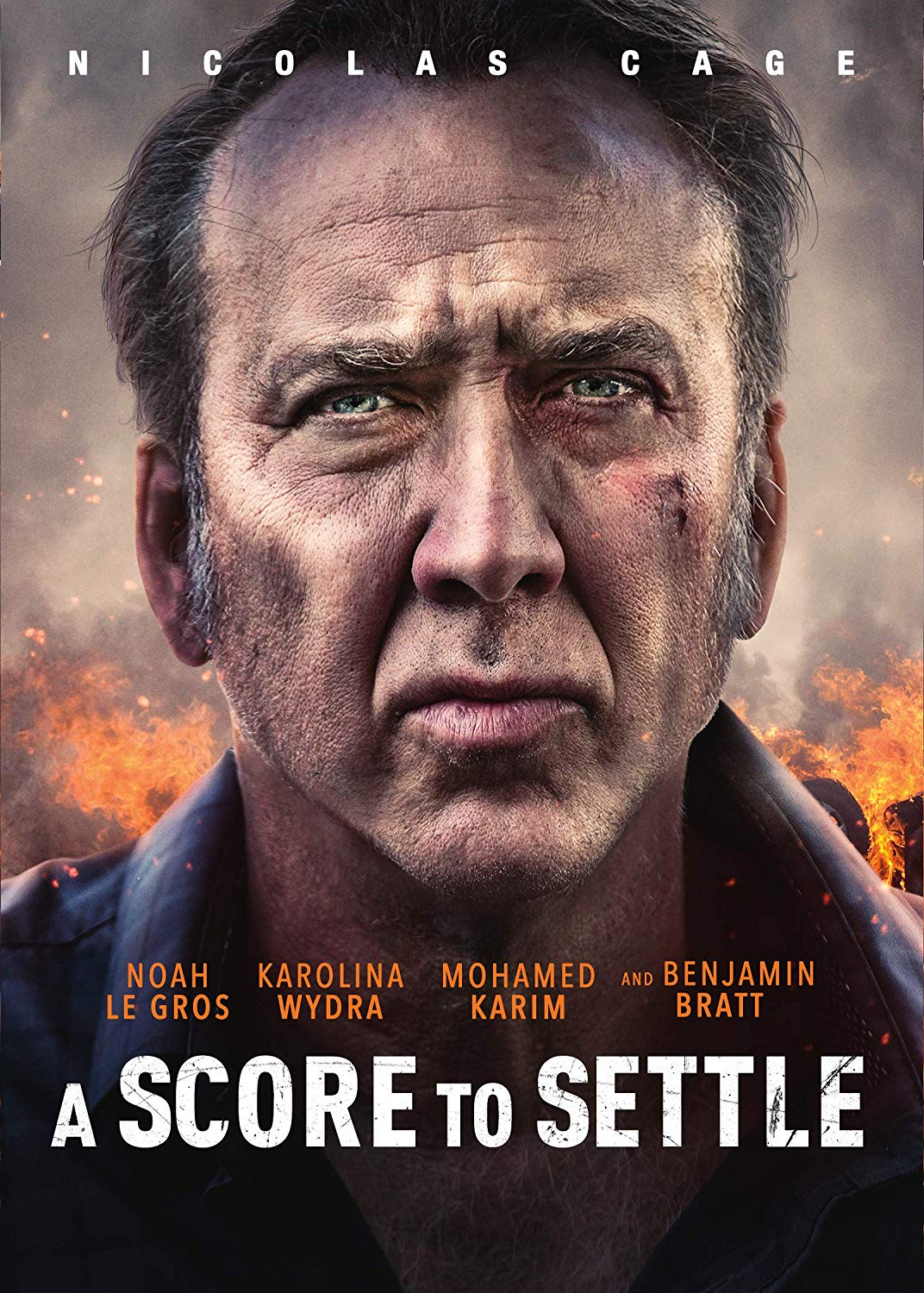 A Score To Settle DVD