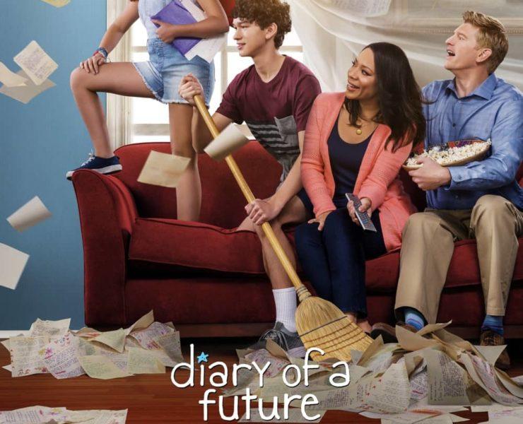 Diary Of A Future President Disney Plus Poster