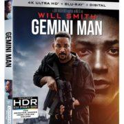 Gemini Man 4k Cover