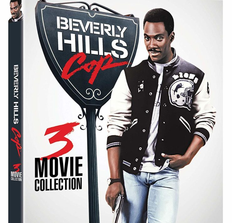 Beverly Hills Cop 3 Film Collection Bluray
