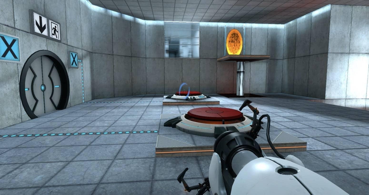portal video game 1