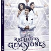 The Righteous Gemstones Season 1 DVD Boxart