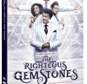 The Righteous Gemstones Season 1 DVD Boxart
