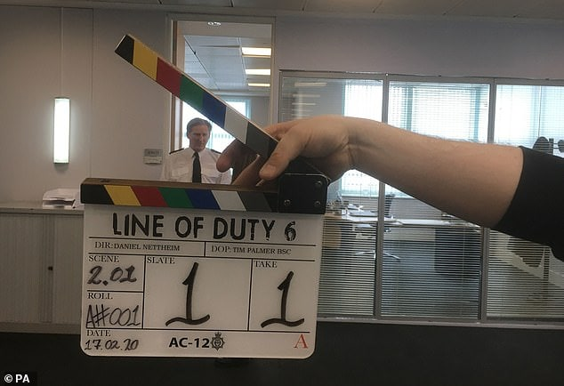 Line Of Duty Series 6.