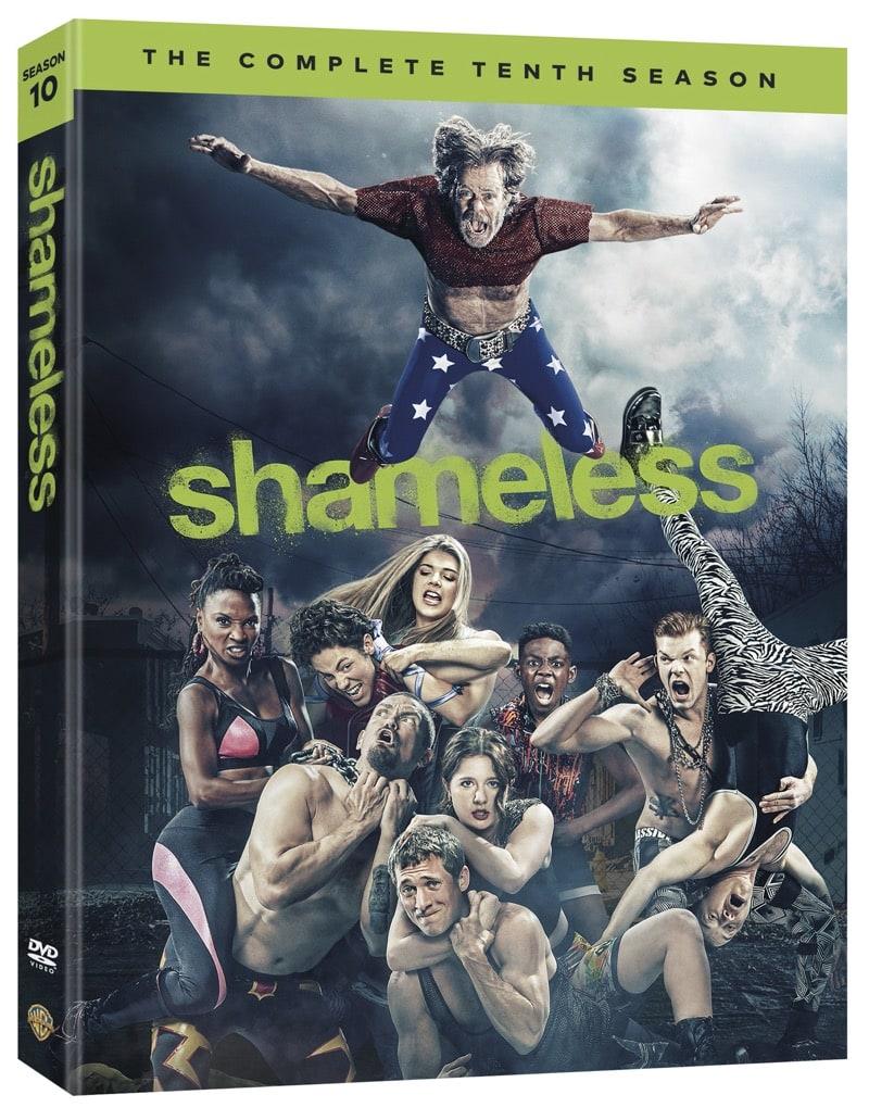 Shameless S10 DVD